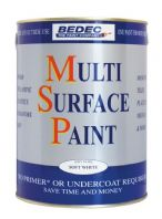 Bedec MSP Soft Gloss 750ml - Black